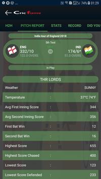 Cricket live line - Cricket Exchange - Cricflame screenshot 13