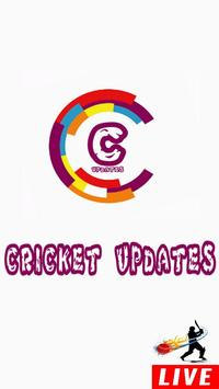 Cricket Update poster