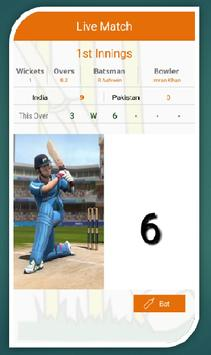 Book Cricket screenshot 1