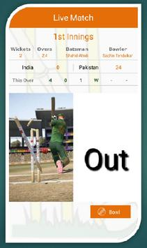 Book Cricket screenshot 3