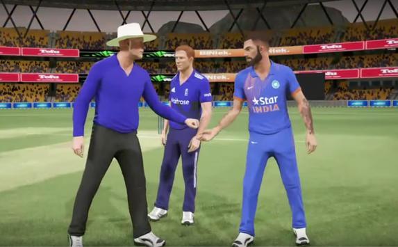 Cricket 2019 poster