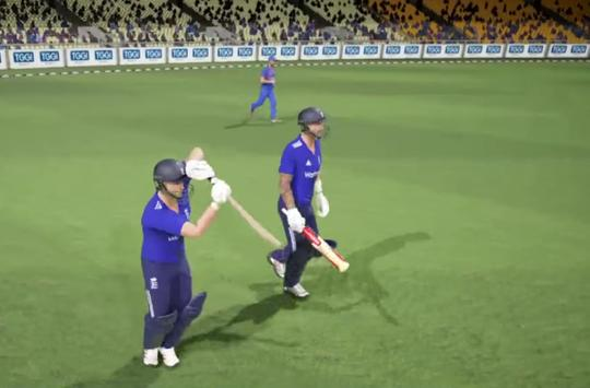 Cricket 2019 screenshot 2