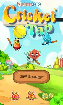 Cricket Tap poster