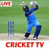 Cricket TV -Live Streaming Cricket Matches & Guide icon