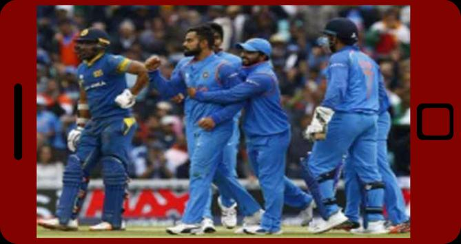 Cricket TV -Live Streaming Cricket Matches & Guide screenshot 1