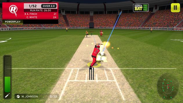Big Bash Cricket الملصق
