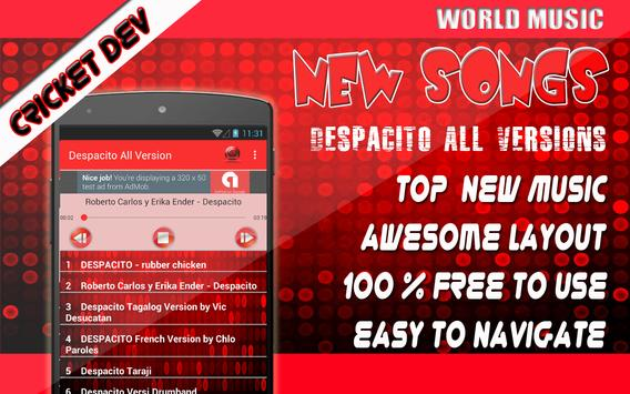 Despacito Song&MP3 for Android - APK Download