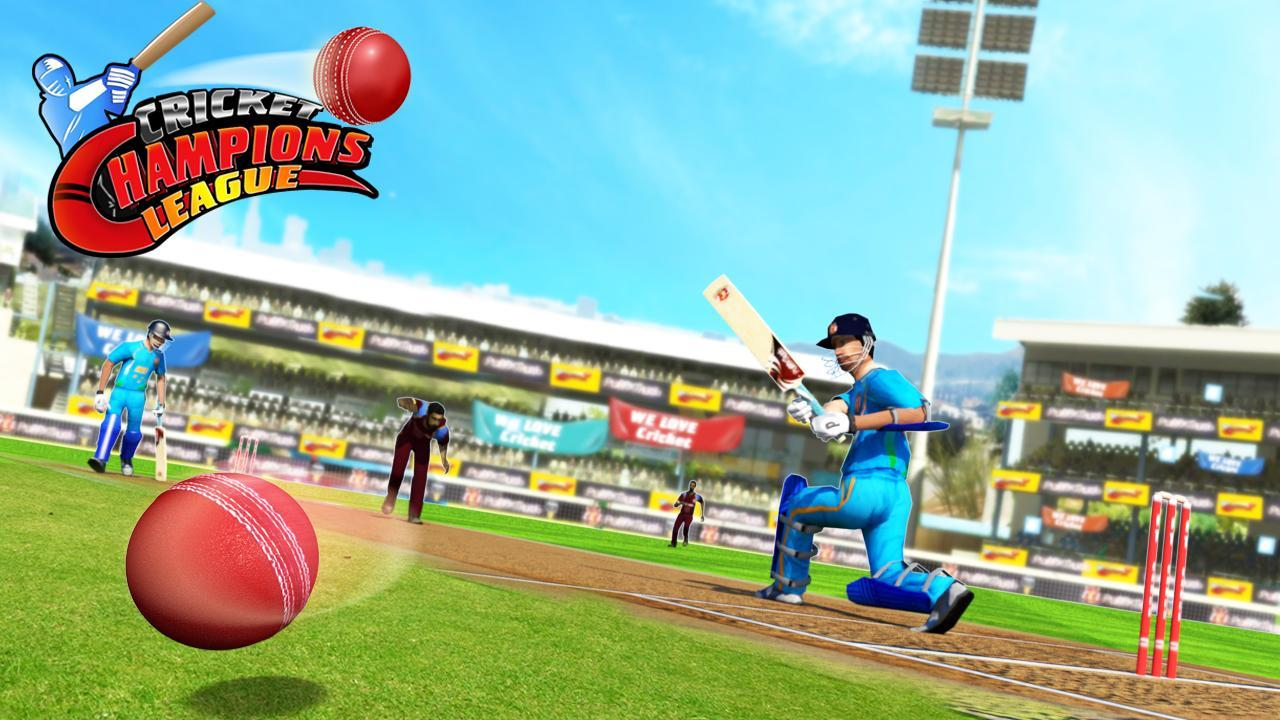 Cricket Champions League For Android Apk Download