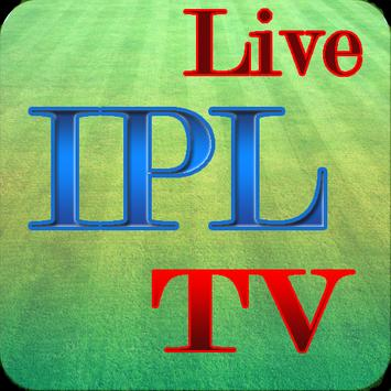 IPL T20 TV 2017 & Live Cricket poster
