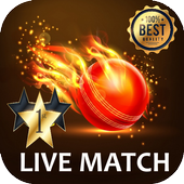 Cricket lIVE Match New icon