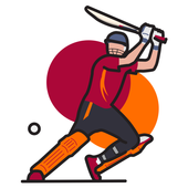 Live Cricket Scores & News icon