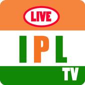 Live IPL T20 TV &  News Update icon