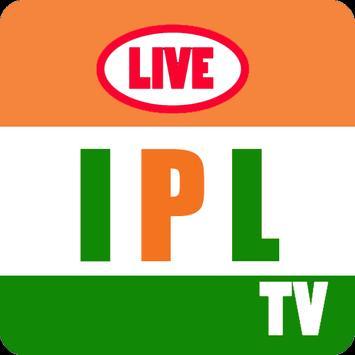 Live IPL T20 TV &  News Update poster