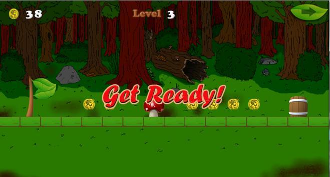 super jungle boy run screenshot 1