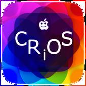 CRiOS X - Icon Pack ikon