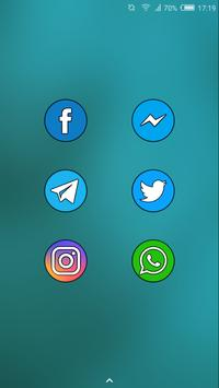 OREO HD - ICON PACK(FREE DEMO) apk screenshot