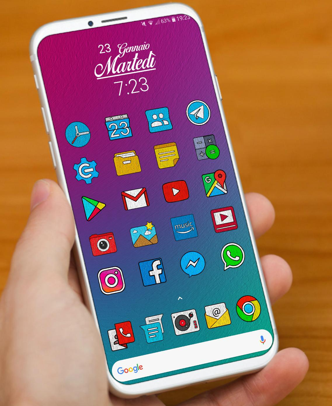 PAINTING - ICON PACK for Android - APK Download