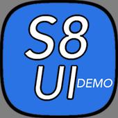 S8 UI - NEW GALAXY HD ICON PACK(FREE DEMO) icon