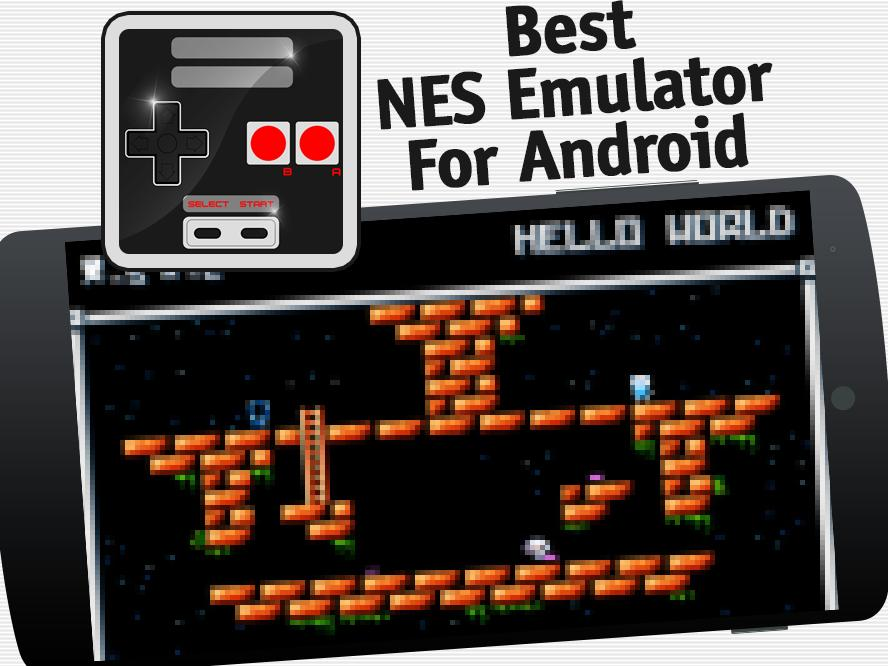 Best NES Emulator For Android [Free Classic Roms] for