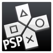 PSP Emulator [ New Emulator To Play PSP Games ] icon