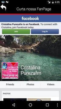 FM CRISTALINA apk screenshot