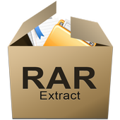 RAR Extractor icon