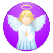 Christ loves children icon