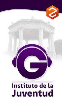 IZJ - Instituto de la Juventud poster