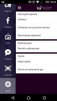IZJ - Instituto de la Juventud screenshot 3