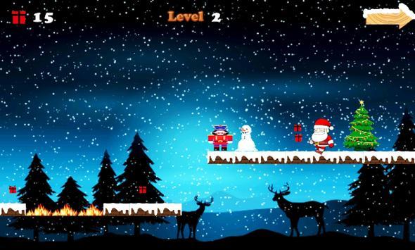 Christmas Adventure Run apk screenshot