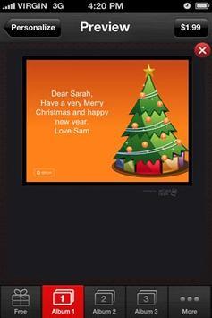 Ecards - Christmas eCards apk screenshot