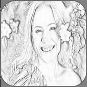 Sketch Photo Art icon