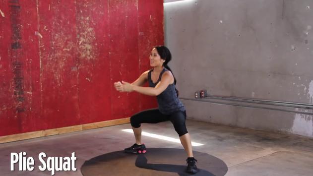 Sexy Legs Workout apk screenshot