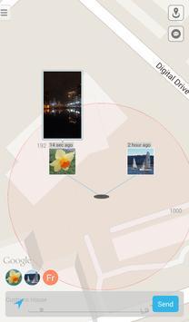 Map Messenger apk screenshot