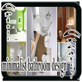 Minimalist Bathroom Design icon