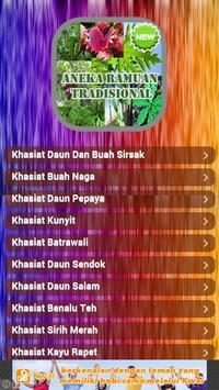 Aneka Ramuan Tradisional apk screenshot