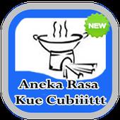 Aneka Rasa Kue Cubit icon