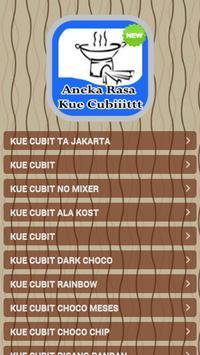 Aneka Rasa Kue Cubit poster