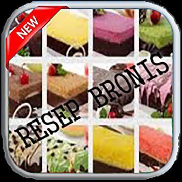 Aneka Resep Brownies poster