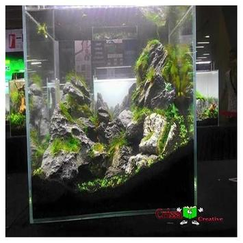 Aquascape image apk screenshot