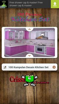 100 Kitchen set design Set poster