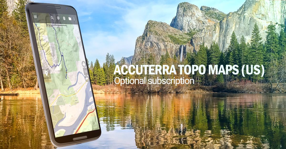 BackCountry Navigator TOPO GPS PRO for Android - APK Download