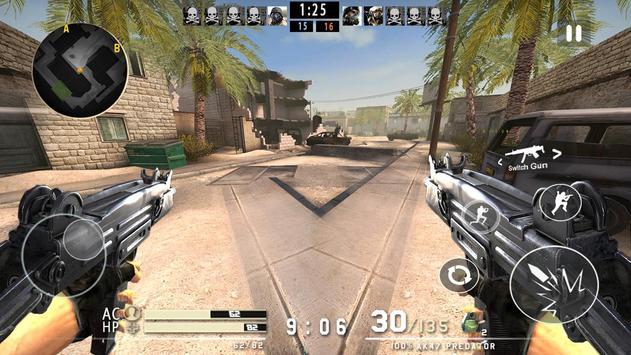 Critical Strike Shoot War - Frontline Fire screenshot 2
