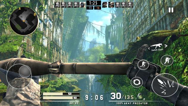 Critical Strike Shoot War - Frontline Fire screenshot 7