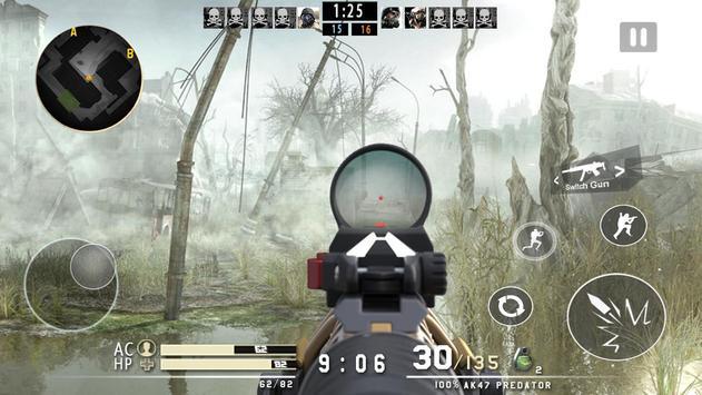 Critical Strike Shoot War - Frontline Fire screenshot 4