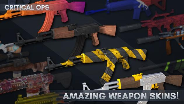 Critical Ops apk screenshot