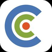 Syndicaster Uploader App icon