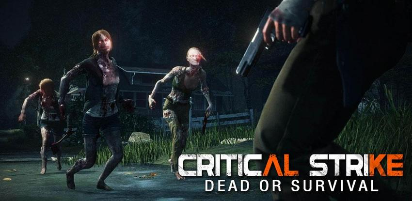Critical Strike: Dead or Survival APK
