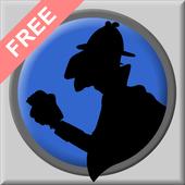 Math Detective® A1 (Free) icon