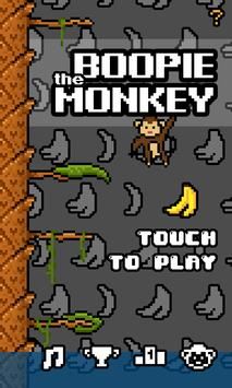 Boopie the Monkey poster